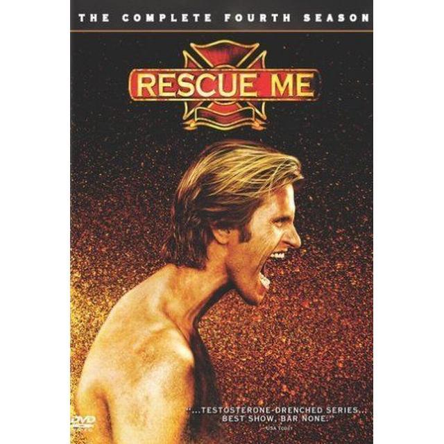Rescue Me: The Complete Fourth Season [DVD] [Region 1] [US Import] [NTSC]